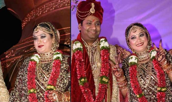 Shagun And Diya Aur Baati Actress Surbhi Tiwari Gets Married to Praveen Sinha in Lavish Wedding in Mumbai-See Pics