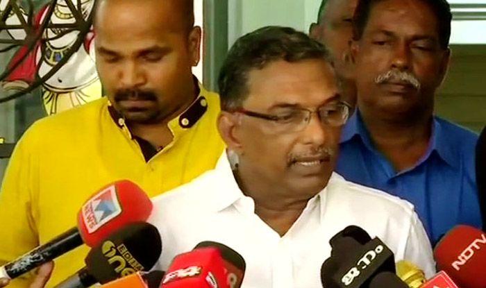 Sabarimala Row: Travancore Devaswom Board President Says It's Bound to Implement Order Even if It's Contradictory