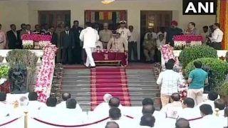 तेलंगाना में दो माह बाद हुआ मंत्रिमंडल का विस्तार, 10 नए मंत्री हुए शामिल