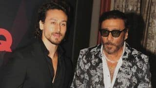 Tiger Shroff's Birthday Wish For 'Handsome' Father Jackie Shroff on Instagram Shows There's Nobody Like Bollywood's Bhidu'