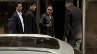 Robert Vadra Appears Before Enforcement Directorate to Face Questions on Money Laundering Case After Skipping Yesterday's Questioning Due to Poor Health