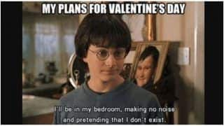Valentine's Day 2020: Take a Look at These Hilarious Memes That Are Perfect For Single People