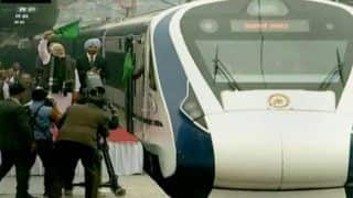 Vande Bharat Express Runs Over Cattle, Stops in Tracks For Over an Hour Day After Official Launch by PM Modi