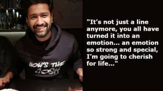 Vicky Kaushal Writes a Heartfelt Note to Fans, Thanks Them For Making 'How's The Josh' an Emotion