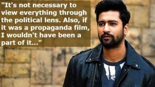 Uri: The Surgical Strike is Not a 'Propaganda Film', Vicky Kaushal Talks About How Writing Off Film is Unfair