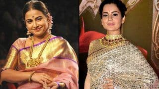 Vidya Balan Supports Kangana Ranaut's Manikarnika: The Queen of Jhansi, Says 'I Was Blown Away by The Hard Work'