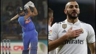 Mumbai Indians Rohit Sharma Comes in Defense of Real Madrid After They Exit From UEFA Champions League 2019 | SEE POST