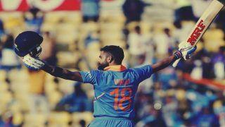 Virat Kohli on Verge of Breaking Sachin Tendulkar's Record For Most Centuries in Winning Cause at Ranchi in 3rd ODI Against Australia