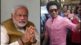 Sachin Tendulkar Reacts to Prime Minister Narendra Modi's Request Ahead of 2019 General Elections After Rohit Sharma Does Same | SEE POST