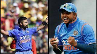 Suresh Raina, Virat Kohli in Race to Become First Indian to 5000 Runs in Indian T20 League Opener Between Bangalore, Chennai