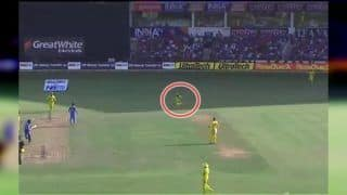 India vs Australia 2nd ODI: When Umpires Failed to Spot Glenn Maxwell's 'Fake' Fielding at Nagpur | WATCH VIDEO