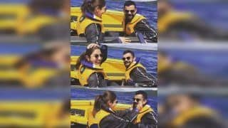 Virat Kohli-Anushka Sharma's Candid Moments From New Zealand Surface on Internet Ahead of 5th ODI at Feroz Shah Kotla | WATCH VIDEO