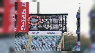 After Kotla Scoreboard Error During 5th ODI, Cricket Australia Wonders About 'New Players'