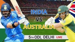 5th ODI India vs Australia Decider Highlights: Australia Seal Series 3-2 After Defeating India by 35 Runs