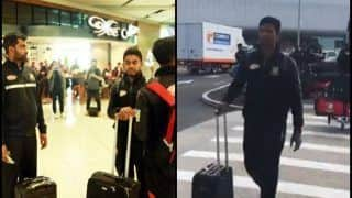 New Zealand Terrorist Attack: Bangladesh Cricket Team Head Back to Dhaka After Christchurch Mosque Shooting | WATCH VIDEO