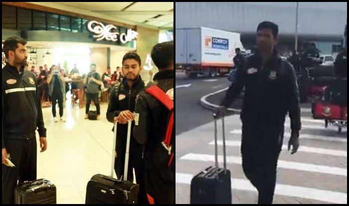 New Zealand Terrorist Attack Bangladesh Cricket Team