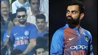 India vs Australia: After Anushka Sharma's Doppelganger, Virat Kohli's Lookalike Was Spotted During 2nd ODI at Nagpur | WATCH VIDEO