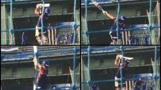 Rohit Sharma Smashes it to All Parts During MI Net Session, Sends Warning to Other Teams