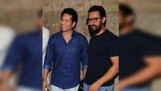 Happy Birthday Aamir Khan: Sachin Tendulkar Wishes Bollywood Star in Unique Way | SEE POST