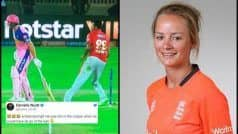 Danielle Wyatt Reacts on Ashwin's Mankad Clarification, Here's How | SEE POST