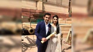 Padma Shri Recipient Gautam Gambhir Says 'I Get Fired Everyday at Home' | SEE POST