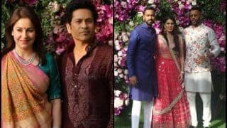 Sachin Tendulkar, Hardik Pandya to Yuvraj Singh, Ajinkya Rahane, Cricketers Who Attended Akash Ambani-Shloka Mehta's Wedding | SEE PICS AND WATCH VIDEOS