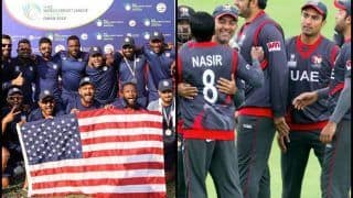 United Arab Emirates vs United States of America 2nd T20I Free Online Live Cricket Streaming Dubai: When And Where to Watch