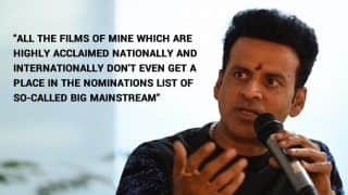 Manoj Bajpayee Opens up on 'Discrimination' Against His Films in Big Mainstream Awards, Director Sanjay Gupta Asks Actor to Learn Dancing on Stage
