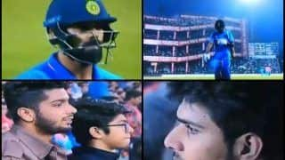5th ODI: When Marcus Stoinis Got Virat Kohli And Send The Feroz Shah Kotla Crowd in Shock During Delhi Decider | WATCH VIDEO