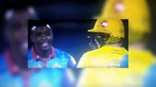 IPL 2019: Shane Watson-Kagiso Rabada Engage in Mid-Pitch Banter at Kotla During DC vs CSK | WATCH VIDEO