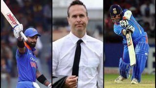 India vs Australia 4th ODI: Michael Vaughan Feels Virat Kohli is Better Than Sachin Tendulkar in ODI Cricket | SEE POST