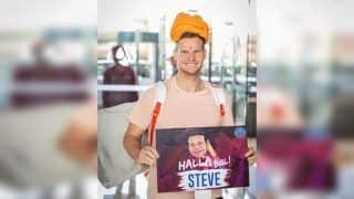 Steve Smith Joins Rajasthan For IPL 2019 After David Warner Joined Hyderabad | SEE PIC