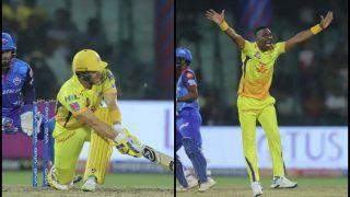IPL 2019: Shane Watson, Dwayne Bravo Help CSK Beat Delhi by Six Wickets