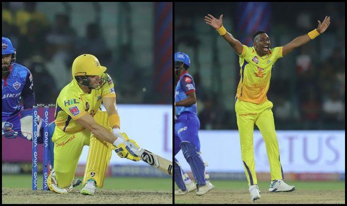 Chennai Super Kings beat Delhi Capitals by 6 wickets