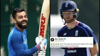 Ben Stokes Doesn't Think Indians Understand Certain Contexts After Ben Duckett's Comment on Virat Kohli Gets TROLLED | SEE POST