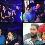 Yuvraj Singh, Harbhajan Singh, Zaheer Khan, Ashish Nehra Have a Blast at Hazel Keech's Birthday Celebrations | SEE PICS AND WATCH VIDEO