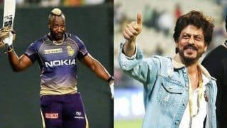 Andre Russell, SRK Win Hearts With This Beautiful Gesture