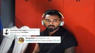 KXIP's KL Rahul Gets TROLLED For Poor Show With Bat Against RR in IPL 2019 | SEE POSTS