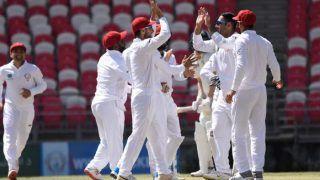 देहरादून टेस्ट: अफगानिस्तान ने आयरलैंड को 172 रन पर समेटा