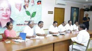 Tamil Nadu Assembly Elections 2021: AIADMK Releases List of 171 Candidates, BJP To Fight in 23 Constituencies