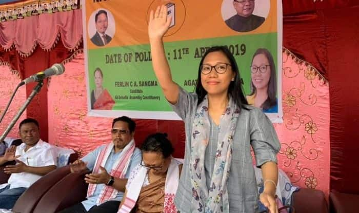 Bharatiya Janata Party to Support National People's Party Candidate Agatha Sangma in Meghalaya's Tura