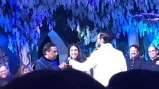आकाश-श्लोका की प्री-वेडिंग पार्टी में शाहरुख-आमिर का दिखा याराना