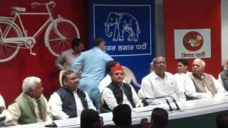 Samajwadi Party Announces Tie-up With 3 Parties Including Nishad Party For LS Polls