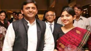 Lok Sabha Elections 2019: Samajwadi Party Releases Second List of Candidates; Dimple Yadav to Contest From Kannauj