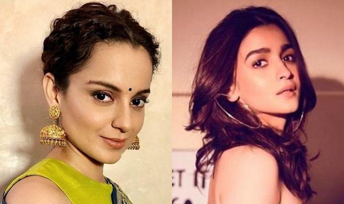 Kangana Ranaut and Alia Bhatt