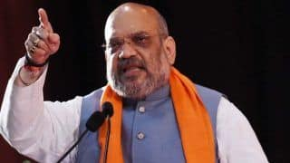 Amit Shah Rushes to Meet Arun Jaitley Admitted in Delhi AIIMS