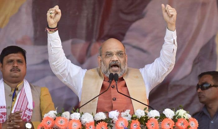 Amit Shah Promises to Bring NRC in West Bengal, Throw Out Infiltrators