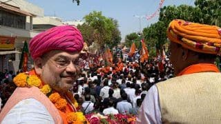 Gandhinagar: Amit Shah Files Nomination, Promises to Pursue LK Advani's Legacy