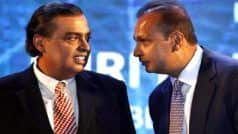 Day Before SC Deadline, Mukesh Ambani Bails Out Younger Brother Anil in Ericsson Payout Case