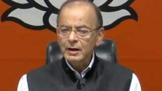 Arun Jaitley Slams Congress For Hindu Terror Slogan, Cases Based on Fake Evidence